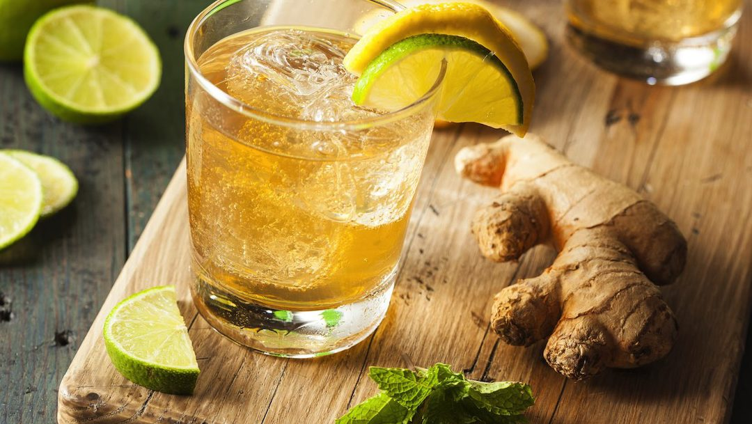 Ginger Beer? Il nuovo trend all'estero!